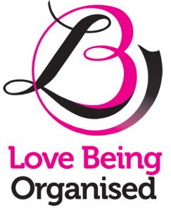 LOVE BEING ORGANISED