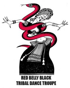 RED BELLY BLACK