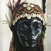 ZULU QUEEN HEAD PIECE
