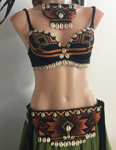 ZULU QUEEN COSTUME
